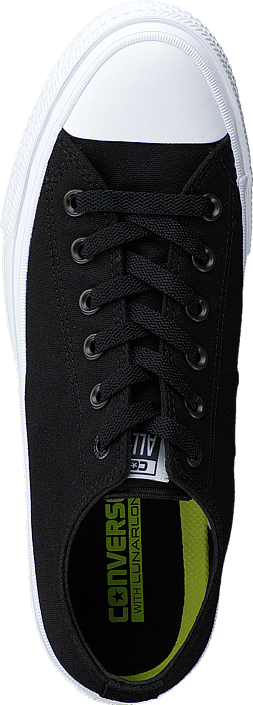 Converse - Chuck Taylor All Star 2 Ox Black