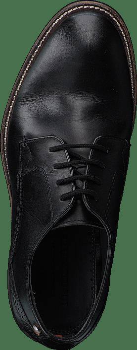 Frank Wright - Merton Black Leather