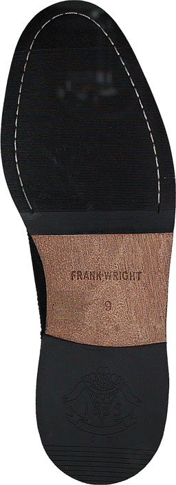 Frank Wright - Merc Black Leather