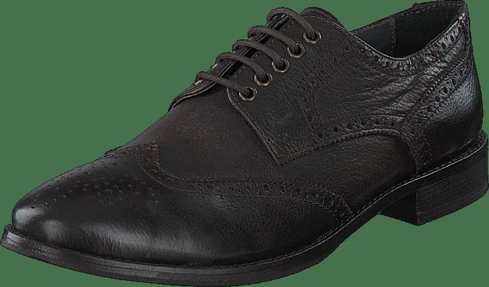 Merc Brown Leather