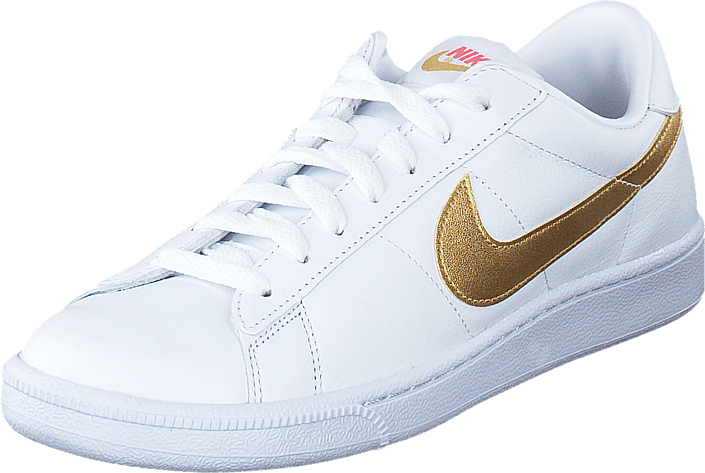 Nike - Wmns Tennis Classic White / Metallic Gold