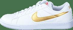 new arrivals 2e28f f6d68 Nike - Wmns Tennis Classic White   Metallic Gold