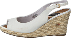 Brava Chan Canvas Off White