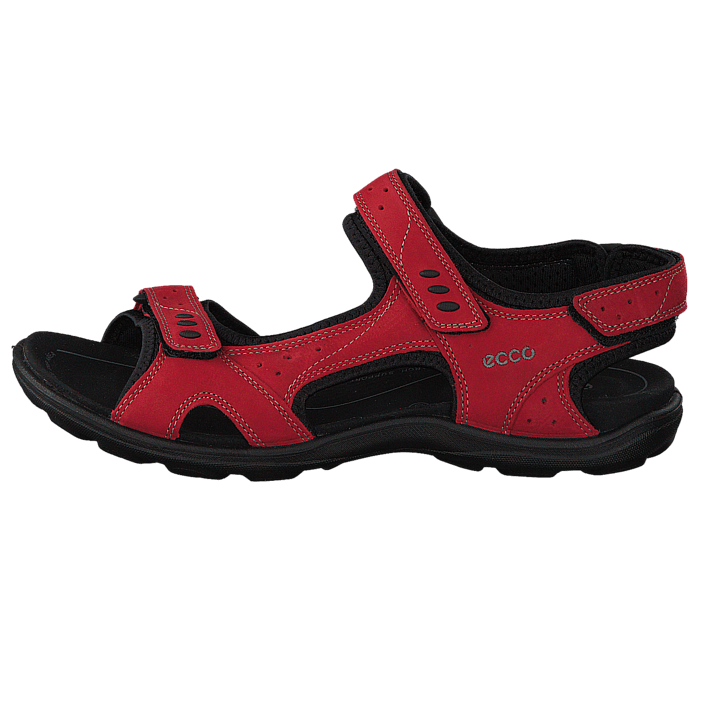 Tøfler 02 Røde Sandaler Kana 55580 Og Online Chili Red Køb Ecco Sko zx7wU