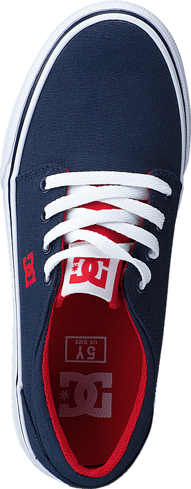 DC Shoes - Trase TX Navy/ Red