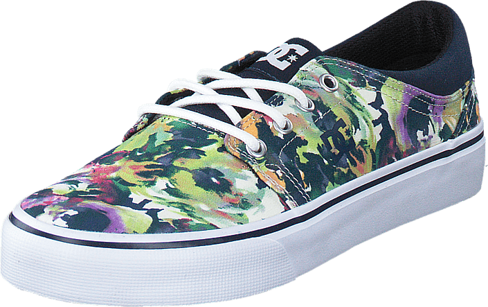 DC Shoes - Trase TX SE Multi (Flowers)