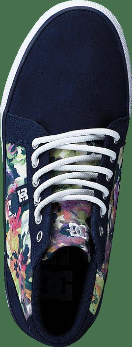 DC Shoes - Council Mid SE Navy (Flowers)