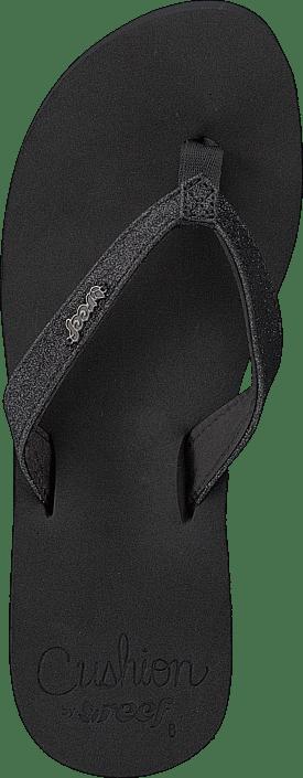 Reef - Star Cushion Black