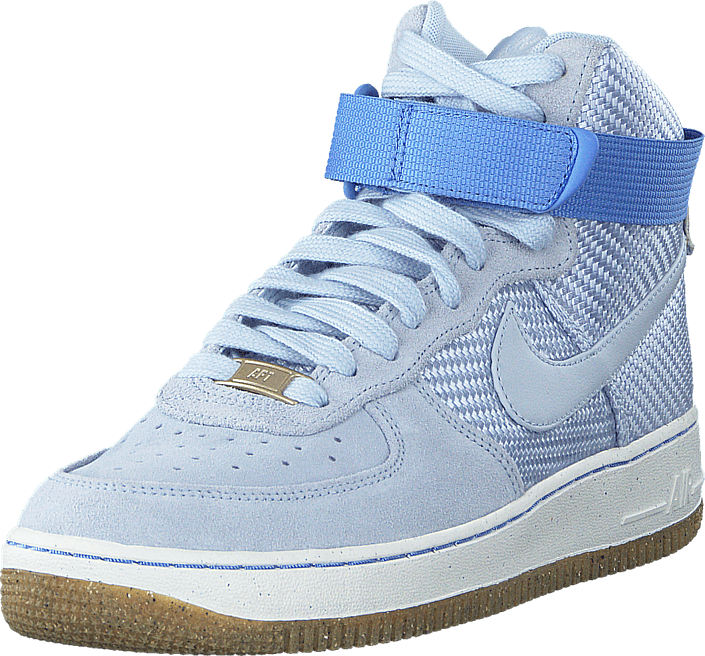Nike - Wmns Air Force 1 Hi Prm Porpoise