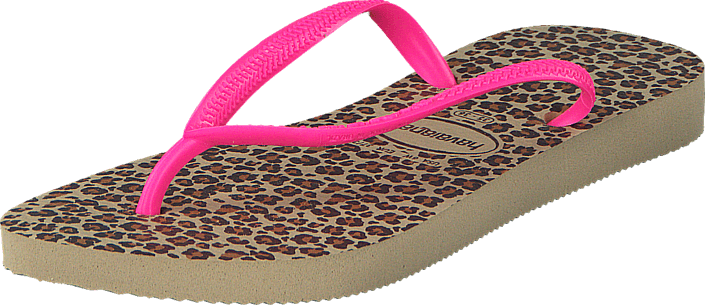 63c301cdf1c63 Buy Havaianas Kids Slim Animals Sandgrey Pink grey Shoes Online ...