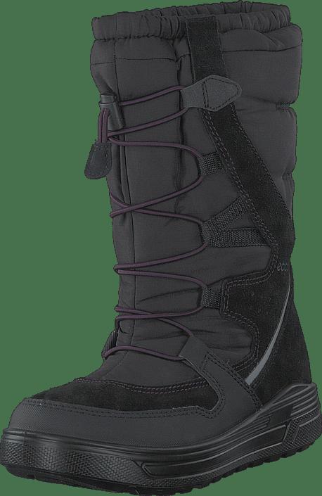 cbf4963559d Køb Ecco 722162 Urban Snowboarder Black/Black sorte Sko Online ...