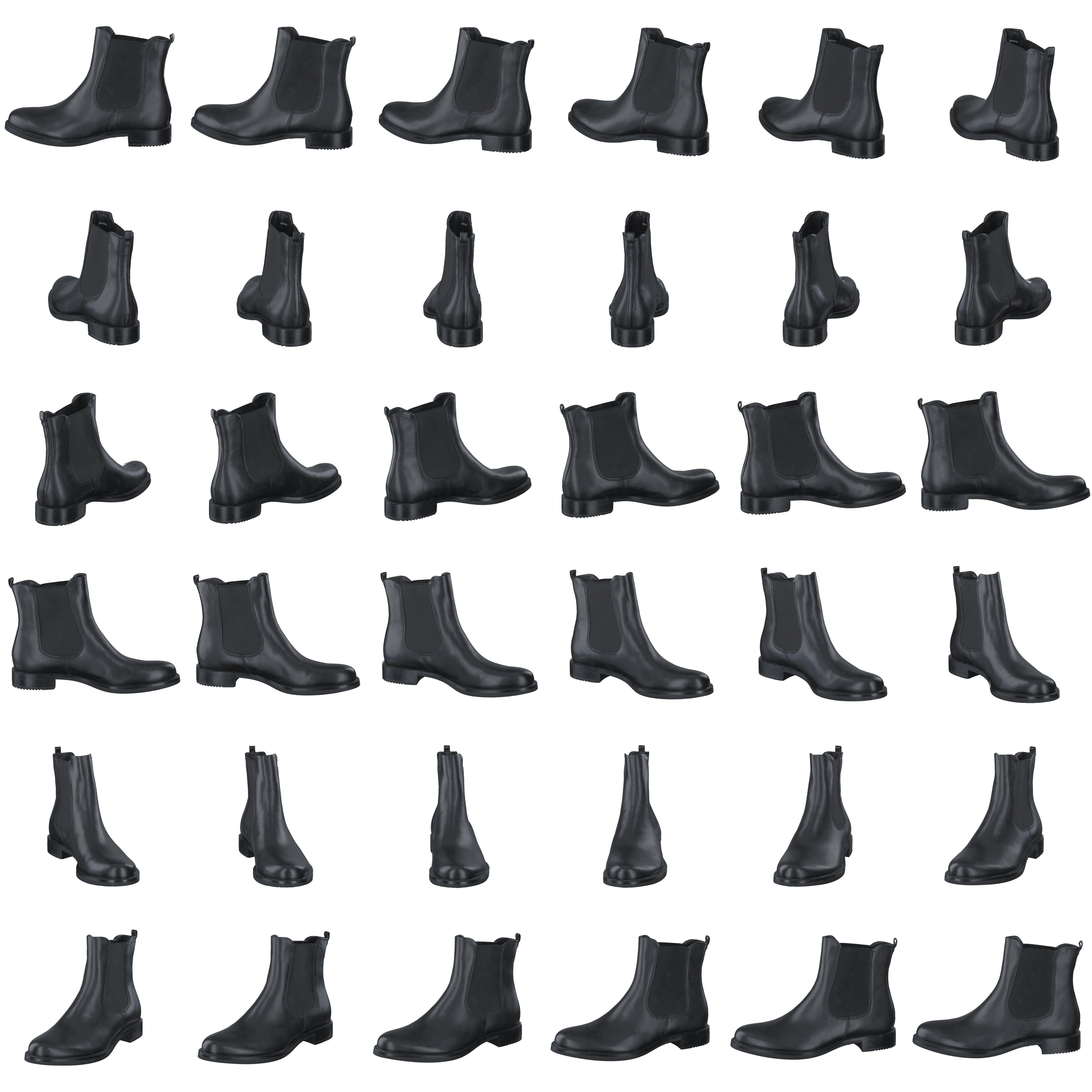 2e8c89ecbcda Buy Ecco 266503 Shape 25 Black grey Shoes Online