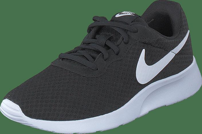 plus récent 1863d 10e01 Nike Tanjun Black White