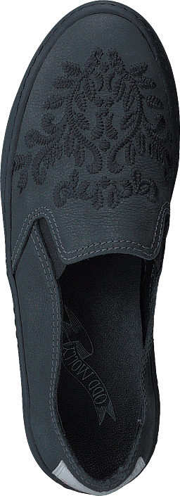 Acheter Odd Molly All Mine Chaussures Slip-In Sneaker Asphalt Bleues Chaussures Mine Online 47a516