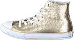 All Star Metallic-Hi Light Gold/White/White