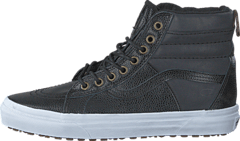 SK8-Hi 46 MTE (Pebble Leather) black