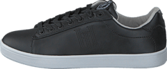 Lace Trainer Black/Black