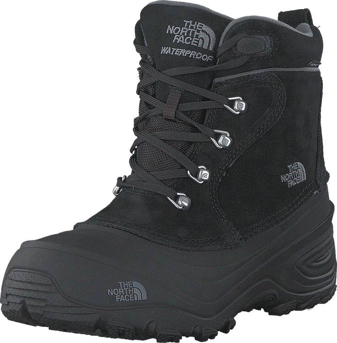 Black The Acheter Grey II Zinc Chilkat North TNF Face Lace Youth 8qPrfwqd