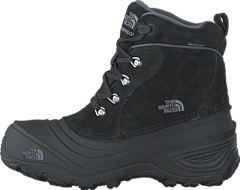 Youth Chilkat Lace II TNF Black/ Zinc Grey