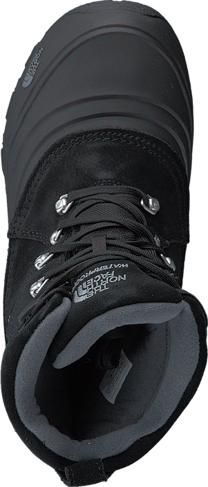 053a1abee23 Køb The North Face Youth Chilkat Lace II TNF Black/ Zinc Grey grå ...