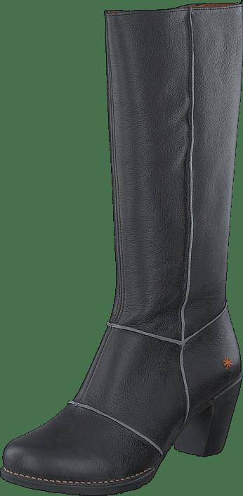 Støvletter Grå Og Sko Genova 55938 Online Art Støvler 00 Køb Black 479 xwqg6HB6