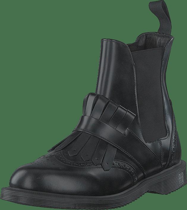 Buy Dr Martens Tina Black Shoes Online