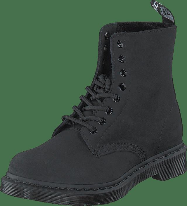 Buy Dr Martens Pascal Fur Lined Black black Shoes Online  5bfbd3cde1c