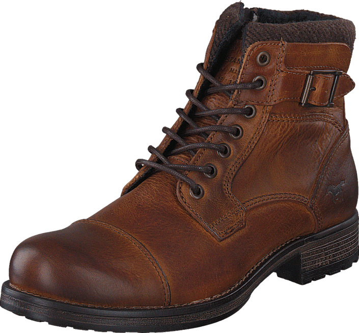 4865506 Men's Ancle Boot Chestnut