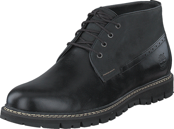 Timberland - Britton Hill Chukka Black Full-Grain