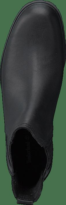 Timberland - Lyonsdale Chelsea Black Full-Grain