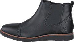04534a975a9 Timberland - Preston Hills Chelsea Black Full-Grain
