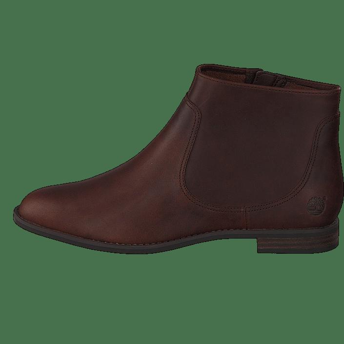 Preble Ankle Boot Brown Full Grain