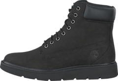 Kenniston Black Nubuck