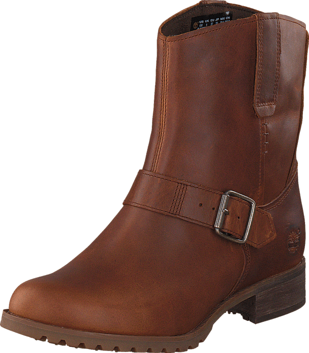 Timberland - Banfield Mid Boot Medium Brown Full-Grain