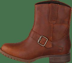 92434002c56 Timberland - Banfield Mid Boot Medium Brown Full-Grain