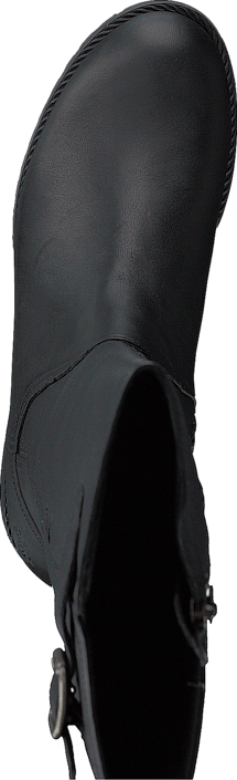 Banfield Medium Shaft Boot Black Full-Grain