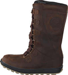 Mukluk Medium Brown Nubuck