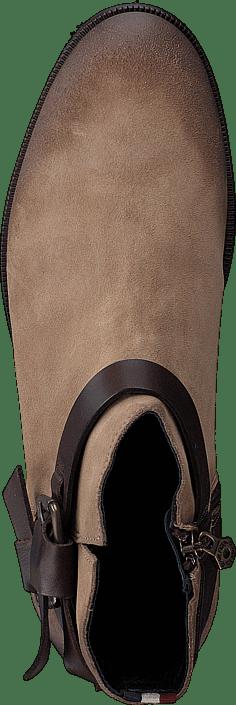 Tommy Hilfiger - GENNY 10C 259259 Dark taupe