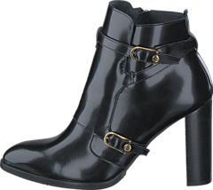 3767bf21d23e Tommy Hilfiger - GH NAUTICAL BOOTIE 2 990990 Black
