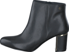 GH LEATHER BOOTIE 1 990990  Black