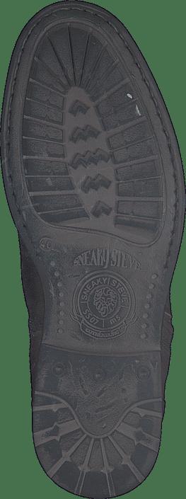 Sneaky Steve - Alaska Charcoal Brush Box