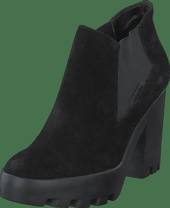 Calvin Klein Jeans - Sandy Suede Black