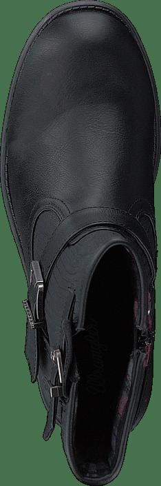 Wrangler - Fire Buckle K 62 Black