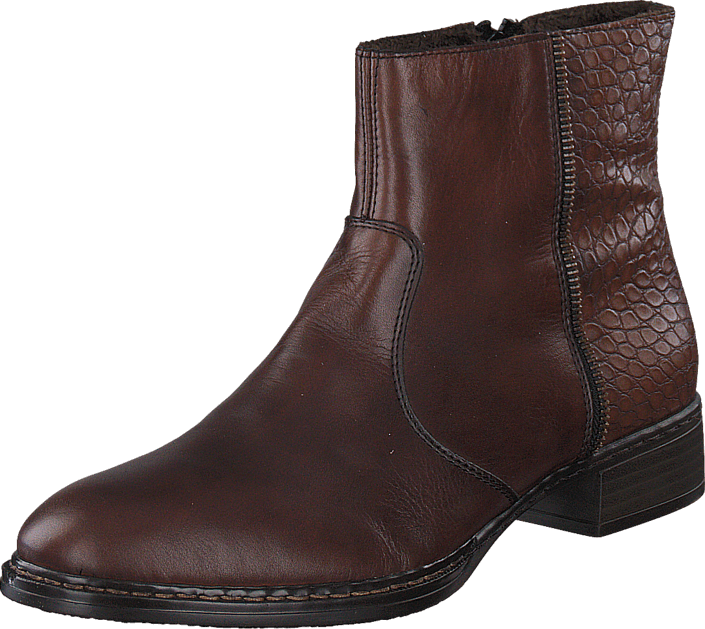a98f62fe94c5f Buy Rieker 73490-26 Mahagoni brown Shoes Online | FOOTWAY.co.uk