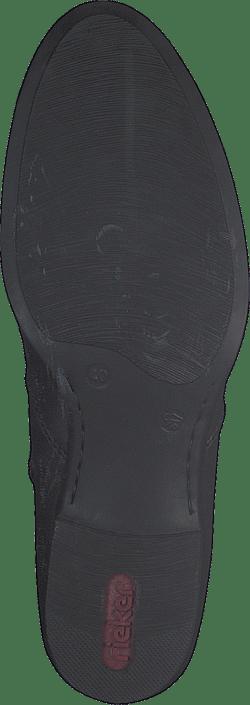 Kup Rieker 73660-01 Black Buty Online