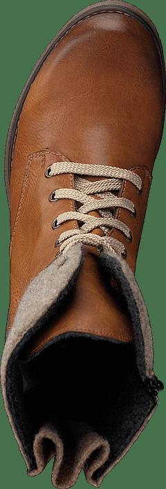 Boots Online Sko 24 Rieker 79604 Kjøp Brune Cayenne qxYw0gWqSP
