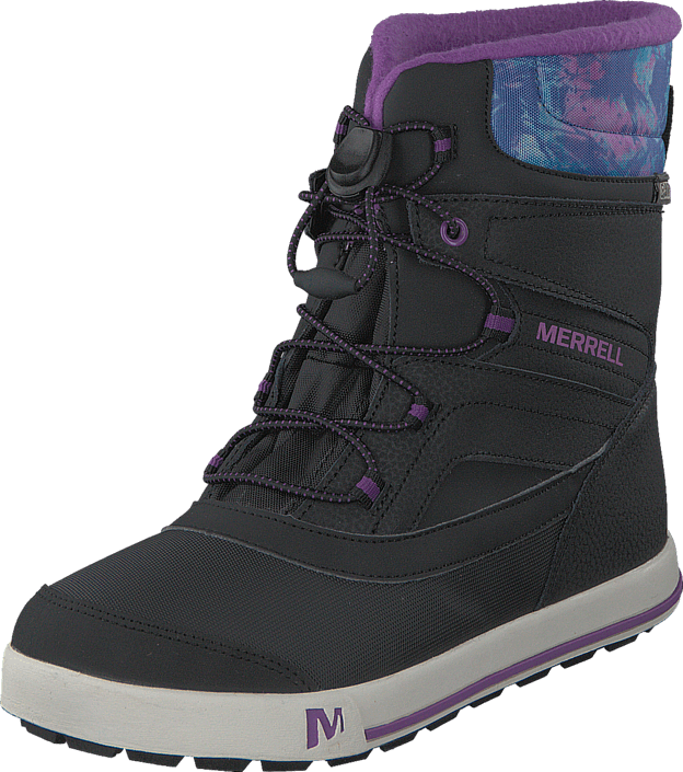 Snow Bank 2.0 WTPF Black/Print/Berry