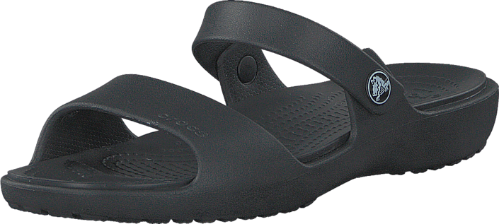 54e00768b723 Buy Crocs Crocs Coretta W Black Black grey Shoes Online