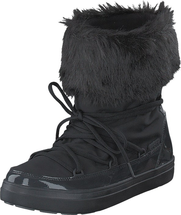 Crocs - LodgePoint Lace Boot W Black