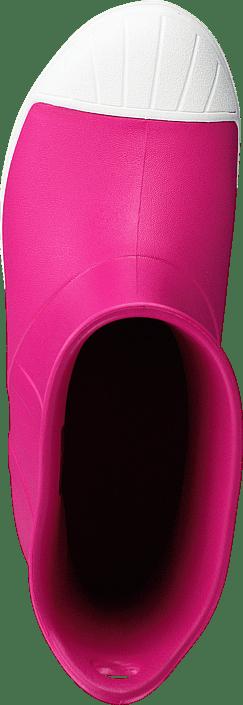 Crocs - Crocs Bump It Boot Candy Pink/Oyster